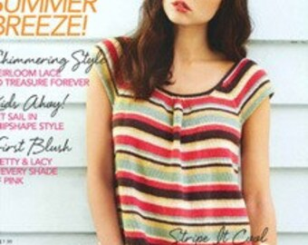 Debbie Bliss Knitting Magazine 8 Spring 2012 Discount Purchase!   Regular Price is 8.00.