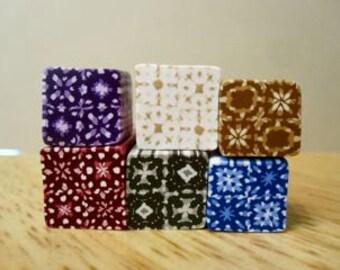 Beginner Cane Polymer Clay Mosaic Tile Tutorial Kaleidoscope