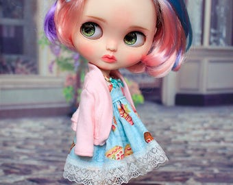 SOLD sold sold OOAK Custom Blythe Doll - PONY -