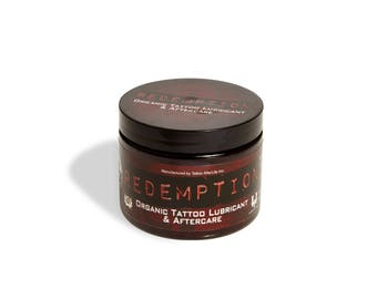 Redemption Tattoo Lubricant & Tattoo Aftercare 6oz.