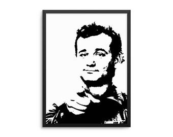 Bill Murray Poster, Stripes Movie Art Print, You're Awesome Meme Poster, Private John Winger Wall Art, Funny Movie Art, Funny Bill Murray