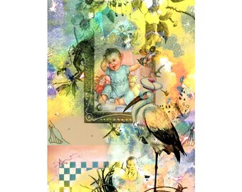 Baby Love Print