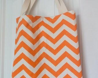 Fabric Tote Bag- Shopping Bag- Library Bag