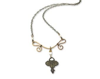 Georgian Watch Winder Necklace