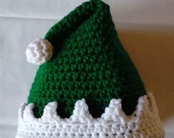 Toddler Elf Hat