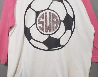 Personalized Soccer shirt with Monogram