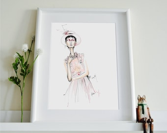 Vivetta SS17 Fashion Illustration