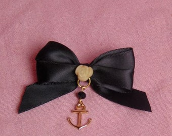 Sailor Lolita Brooch