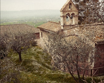 Assisi - Province of Perugia - Umbria - Italy -  Color Photo Print - Fine Art Photography (IT20)
