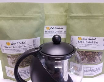 Tasty Tea Trio Gift Pack