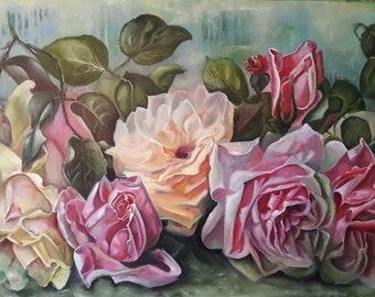 flowers , roses