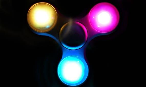 Led Spinner Fidget