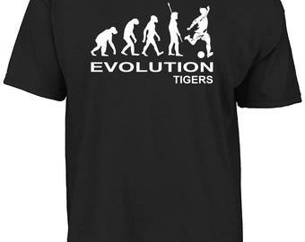 Hull City - Evolution Tigers t-shirt