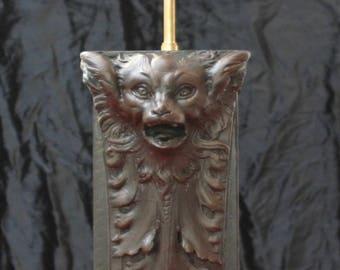 """Lamp Gothic """"Vampire"""". Table lamp """"Vampire"""""""
