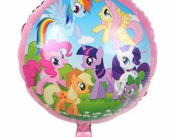 "My little pony foil 18"" Helium Balloon"
