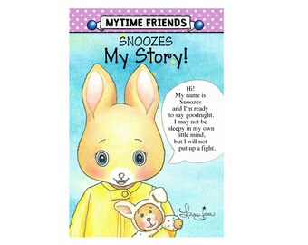 Snoozes the Bedtime Bunny, Bedtime Routine (Storybook Only)