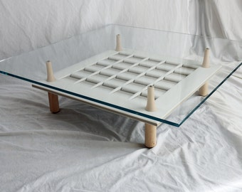 Carve Coffee Table
