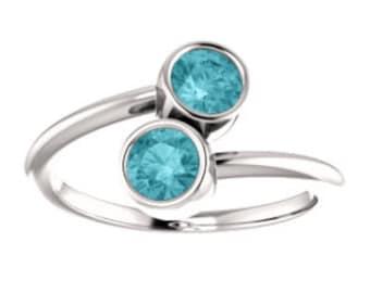 Zircon Rings