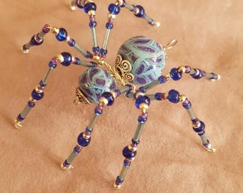 Medium Beaded Spider