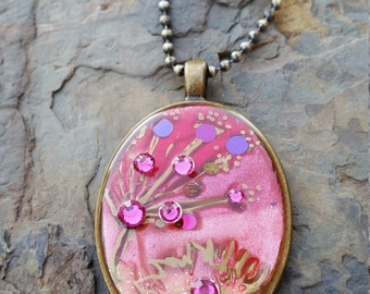 Spring Blooms / one of a kind / gift idea / nature