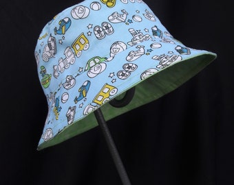 Newborn Bucket Hat - Various