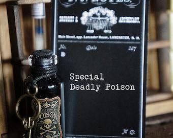1/3 BJD Apothecary bottle : Special Poison bottle