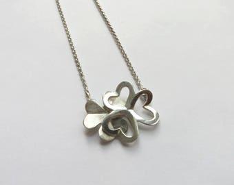 """necklace""""Trèfle"""""""