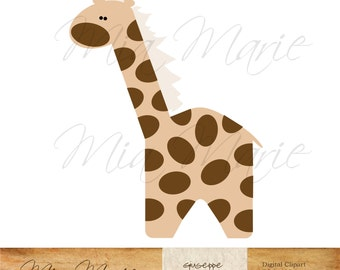 watercolor giraffes zoo animals watercolor giraffe clip art rh etsy com giraffe clipart images