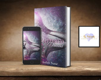 Book Cover ~ Premade Book Cover ~ Romance ~ Thriller ~ Suspense ~ Fantasy ~ Ebook Cover