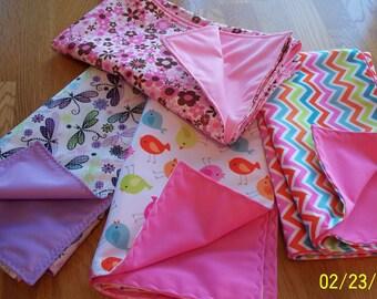 Waterproof Changing Pad; Girls; Baby Shower; Baby Gift