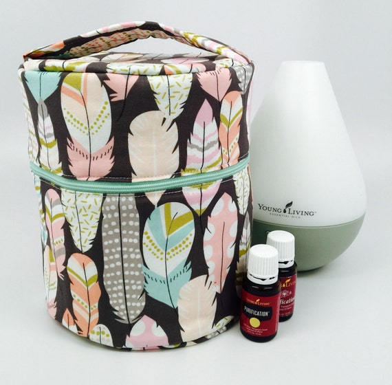 essential oil diffuser case