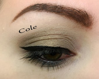 COLE - Handmade Mineral Pressed Eye Shadow