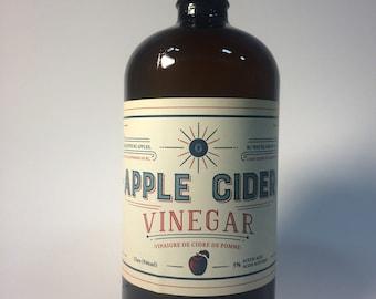 Gillespie's Apple Cider Vinegar
