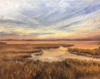 Marshes of Maine