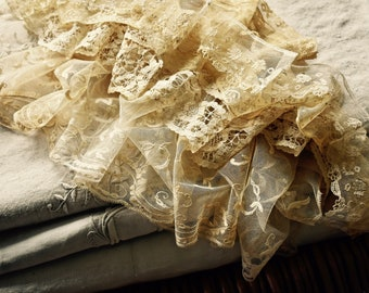 Lovely Old French Lace