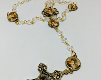 Madonna and Child Rosary
