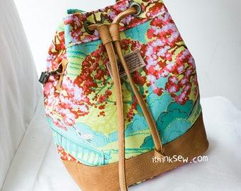 Natalie Bucket Bag PDF Sewing Pattern (#817)