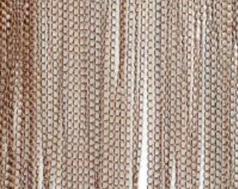 Antique Copper Chain,Fine,  links 1.5x2mm, 3ft