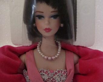 Porcelain Barbie Sophisticated Lady NRFB Mint