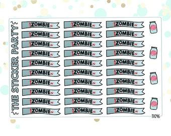 iZombie TV-Show iZombie Sticker