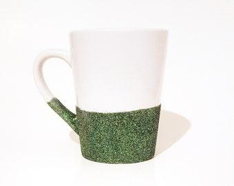 Glitter Mug Dishwasher Safe - Multiple Colors