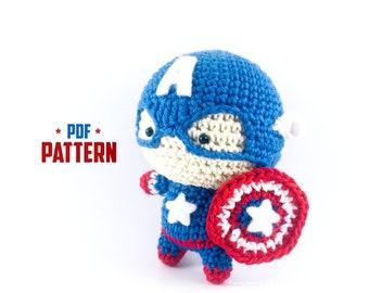 PATTERN: Captain America