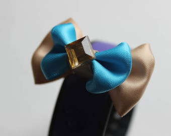 Lady and the Tramp Inspired Magic Band Bow
