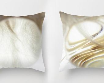 Neutral Print Design imprimé coussins avec des Inserts / / Fun et Minimal doux & lumière oreillers décoratifs / / s'adapte à n'importe quel Style ou Decor