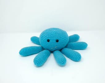 Snuggly Octopus