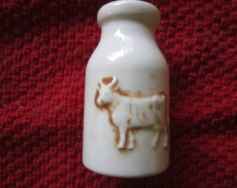 Miniature Restaurant Style/Individual Coffee Creamer Milk Bottles