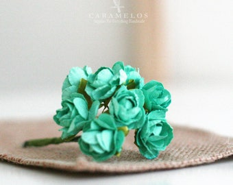 Mint Millinery paper flowers