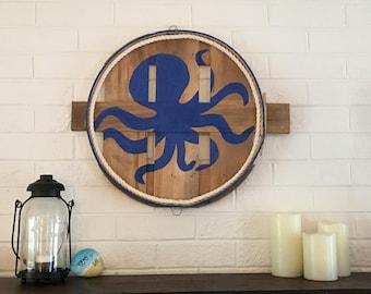 Bushel Basket Octopus