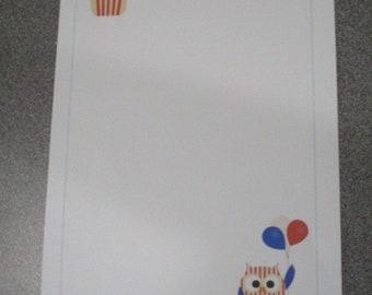 Patriotic Stationery Set 3
