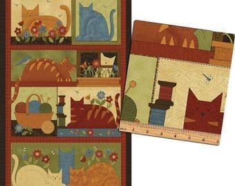 Crafty Cats Panel